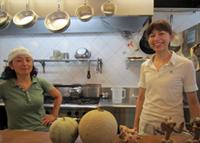 水野由紀恵さんと中村みきさん
